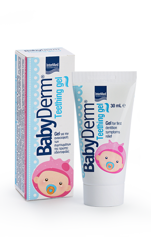 Baby dental teeth gel