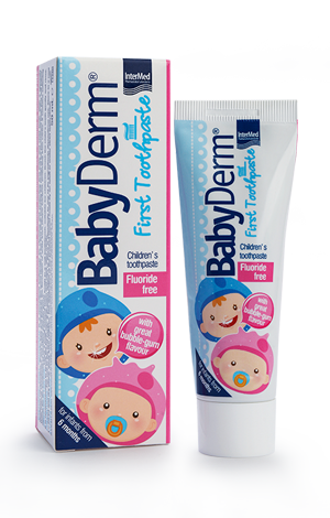 Babyderm first tooth eng