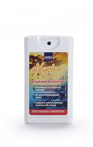 Exodor spray