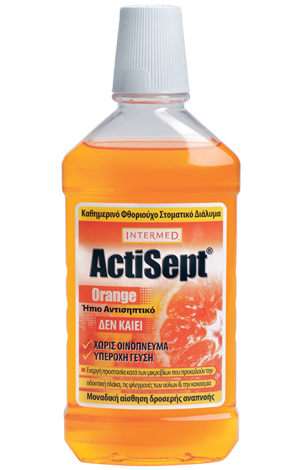 Actisept orange