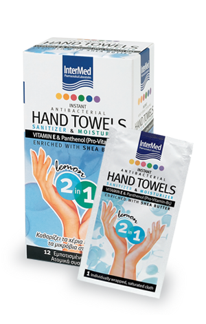 Reval hand towels