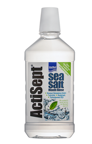 Actisept sea salt