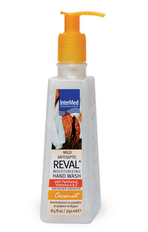 Reval moist coconut