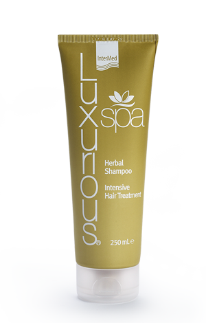Lux spa herbal shampoo