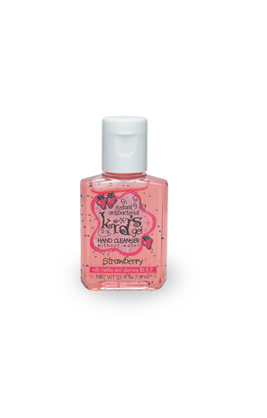 Kids gel strawberry
