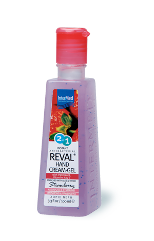 Reva 2in1 strawberry 100ml