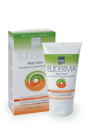 Euderma body cream gr