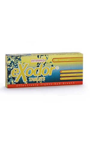 Exodor tablets eng