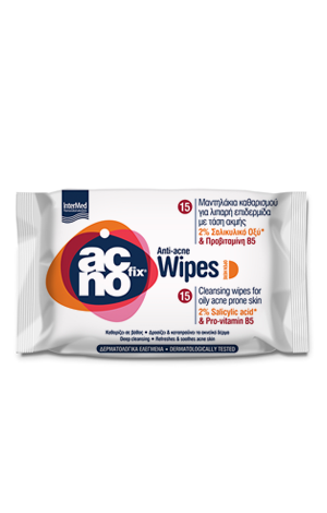 Acnofix wipes