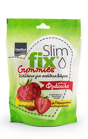 Slimfix gummies straw