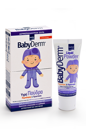 Babyderm liquid powder
