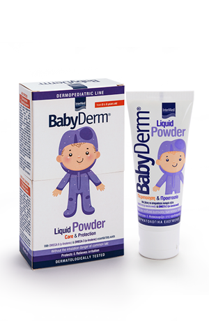 Babyderm powder eng