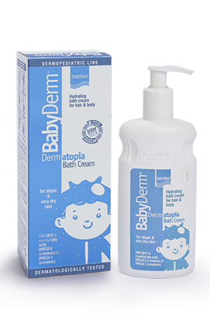 Dermatopia bath cream eng