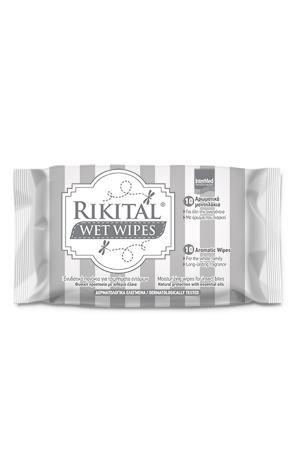 Rikital wipes
