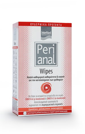 Perianal wipes gr
