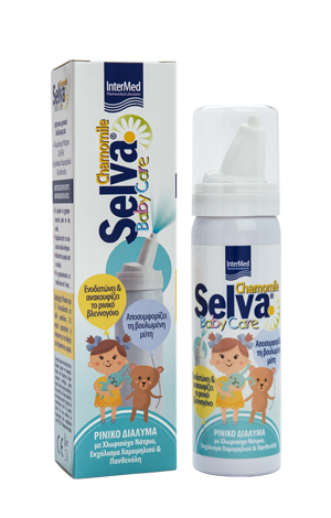Selva baby care 50ml gr