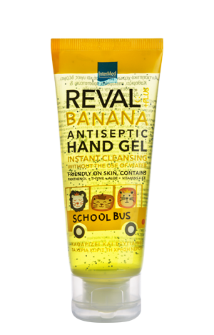 Reval banana scholl bus 75ml