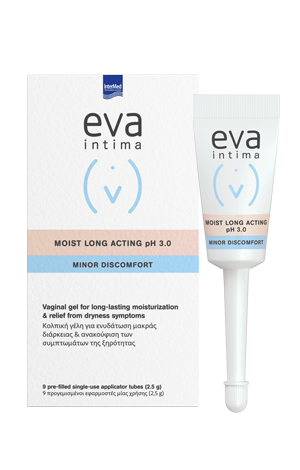 Eva intima moist long acting